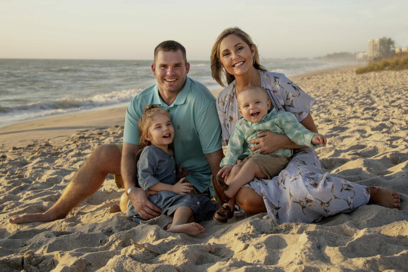 Beach Family Photography Sarasota Florida
